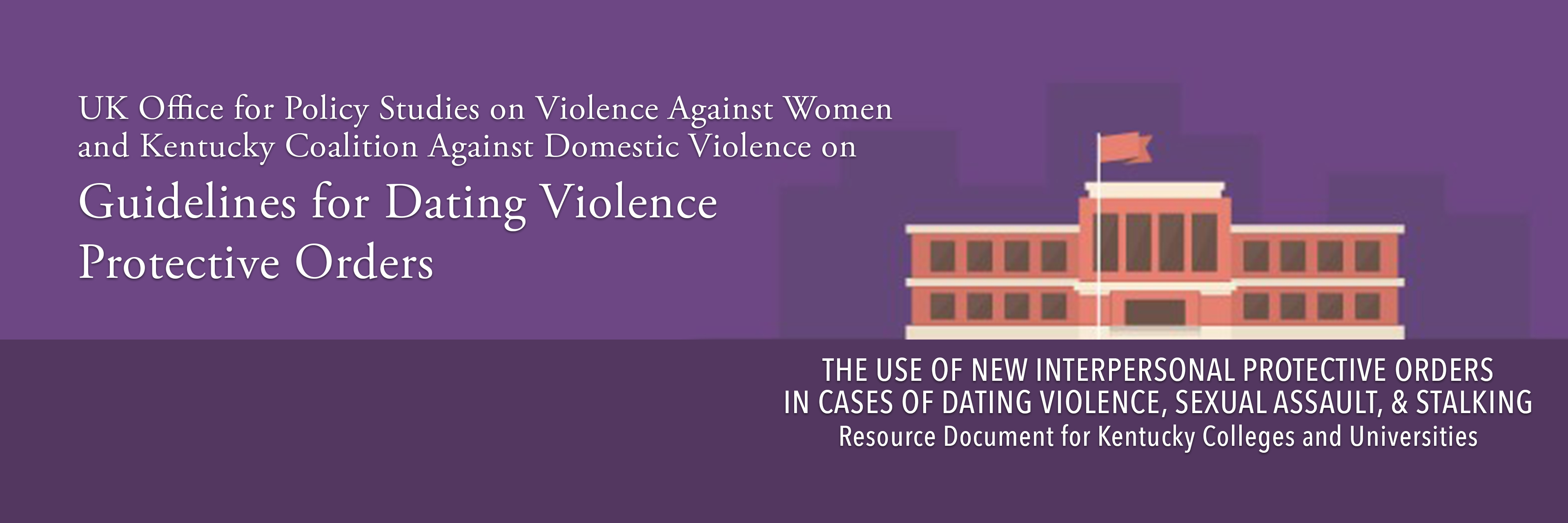policy studies on violence against women